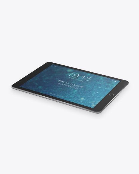 iPad Pro 9.7 Mockups