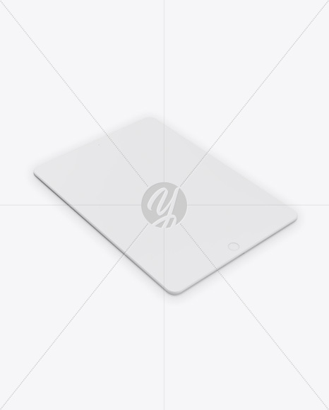 Clay iPad Pro 9.7 Mockup