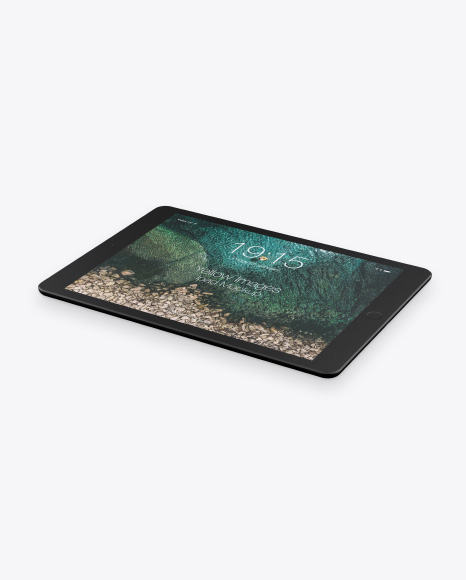 Clay iPad Pro 9.7 Mockups