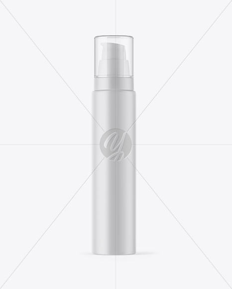 Download Matte Cosmetic Bottle PSD - Free PSD Mockup Templates