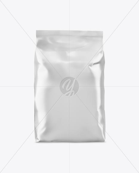 Download Jumbo Bag Mockup Front View PSD - Free PSD Mockup Templates