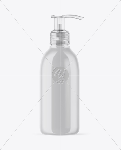 Download Glossy Cosmetic Spray Bottle Mockup PSD - Free PSD Mockup Templates
