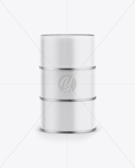 Three Tin Cans Mockup
