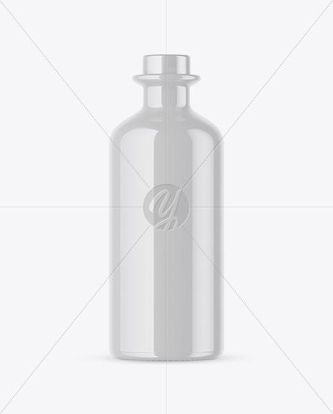 Download Glossy Plastic Bottle Mockup High Angle PSD - Free PSD Mockup Templates