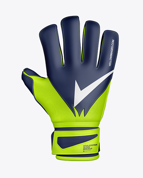 Goalkeeper Glove Mockup