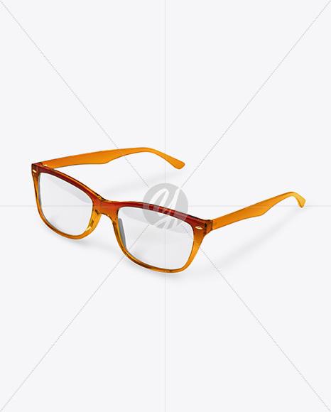 Glasses Mockup