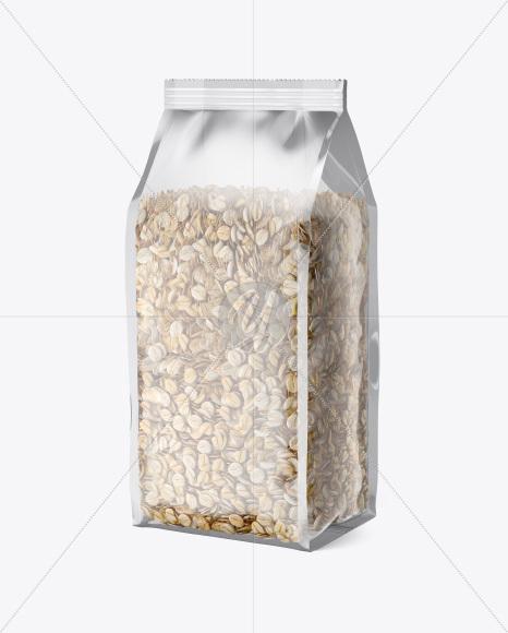 Food Bag Mockup