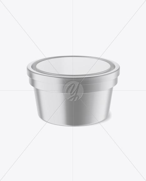 Download Metallic Plastic Jar Mockup PSD - Free PSD Mockup Templates