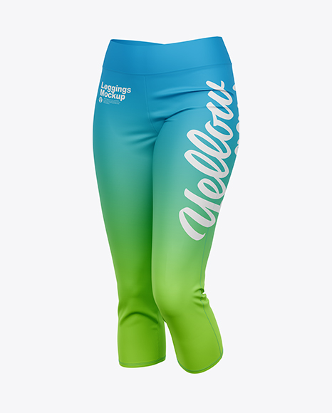 Women\'s Leggings Mockups