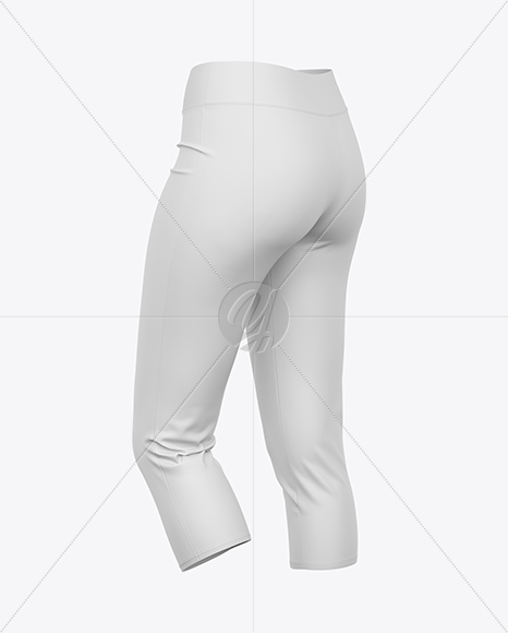 Women's Leggings Mockup