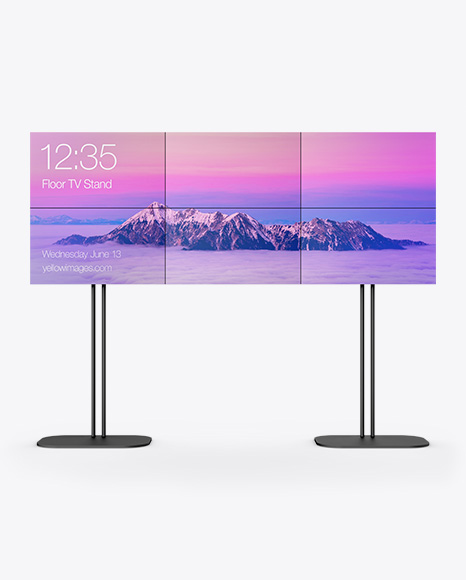 LCD Display Stands