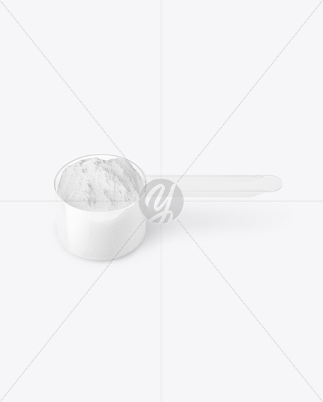 Plastic Powder Scoop