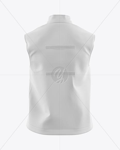 Women's Vest Mockup