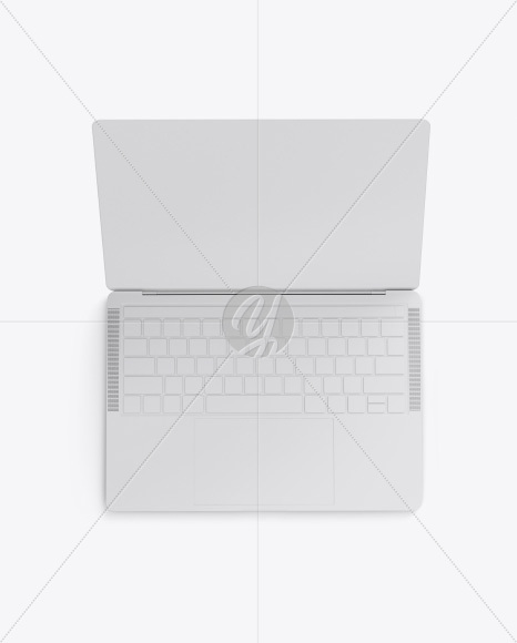 Clay Macbook Pro Mockup