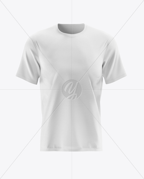 Download Men S Raglan Pocket T Shirt Front View In Apparel Mockups On Yellow Images Object Mockups PSD Mockup Templates