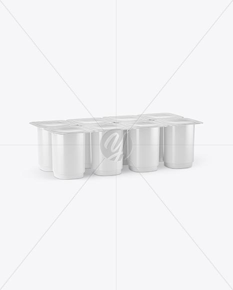 Download Matte Oval Tin Box Mockup Half Side View High Angle Shot PSD - Free PSD Mockup Templates