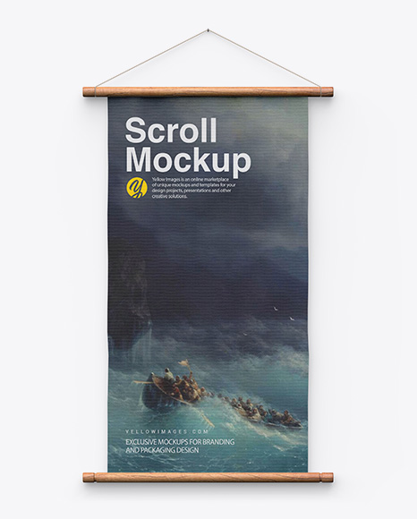 Scroll Mockup