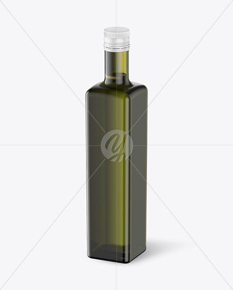 Download 375ml Green Glass Olive Oil Bottle Mockup In Bottle Mockups On Yellow Images Object Mockups Yellowimages Mockups
