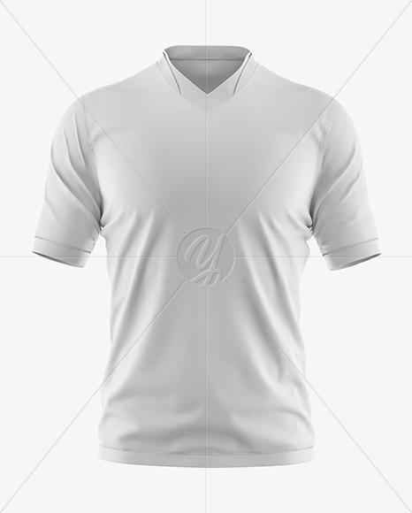 Download Men S T Shirt Mockup In Apparel Mockups On Yellow Images Object Mockups PSD Mockup Templates