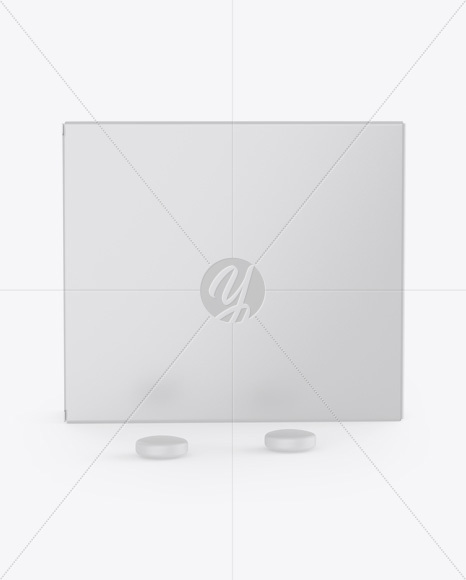 Download Glossy Box w/ Tablets Mockup Free Mockups