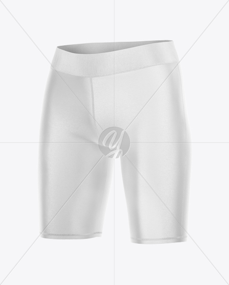 Women's Shorts - Half Side View