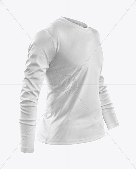Men's Cotton Jersey Mockup