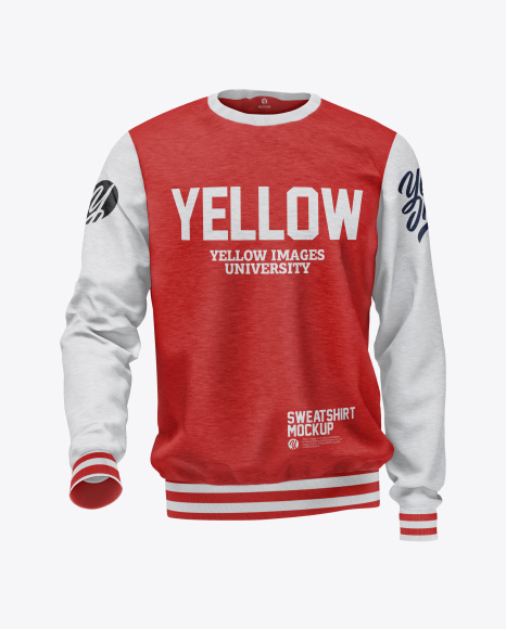 Download Sweatshirt PSD Mockup