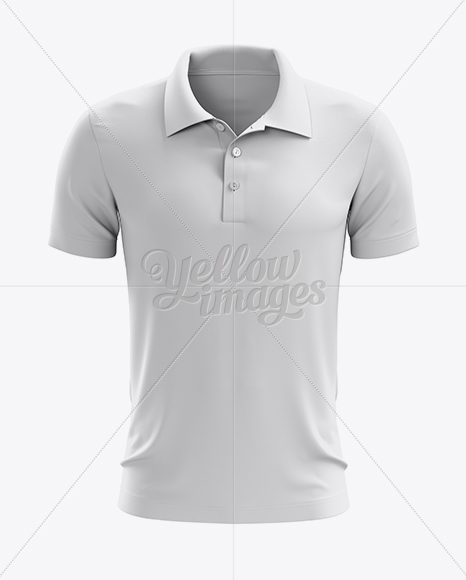 Download Polo T Shirt Mockup Free Yellow Images