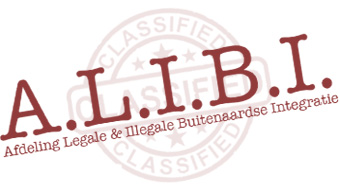 A.L.I.B.I. Applied game logo