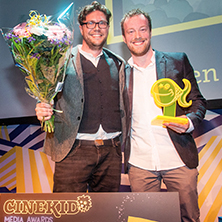 Winnaar Guppie Award
