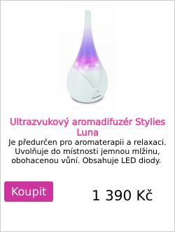 Ultrazvukový aromadifuzér Stylies Luna