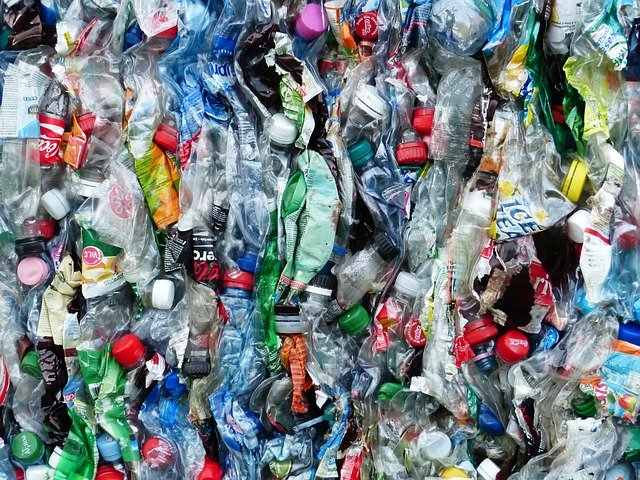 riciclo plastica