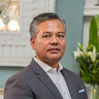 Laurence Lai, London Sales Director