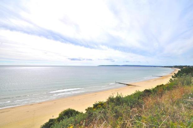 MUVA Estate Agents : Bournemouth Beach