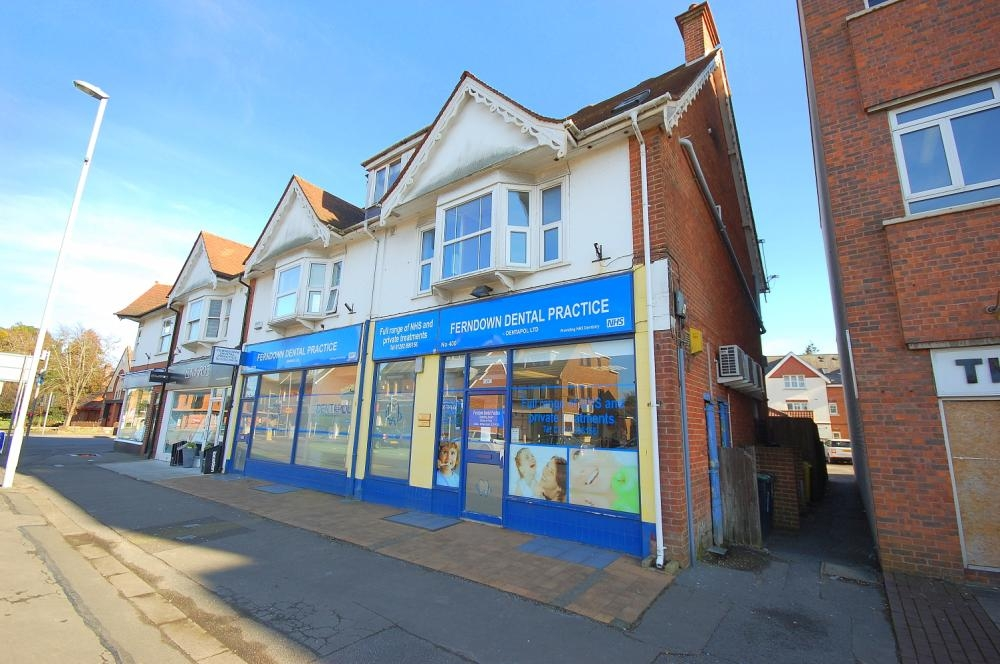 MUVA Estate Agents : Ringwood Road, Ferndown