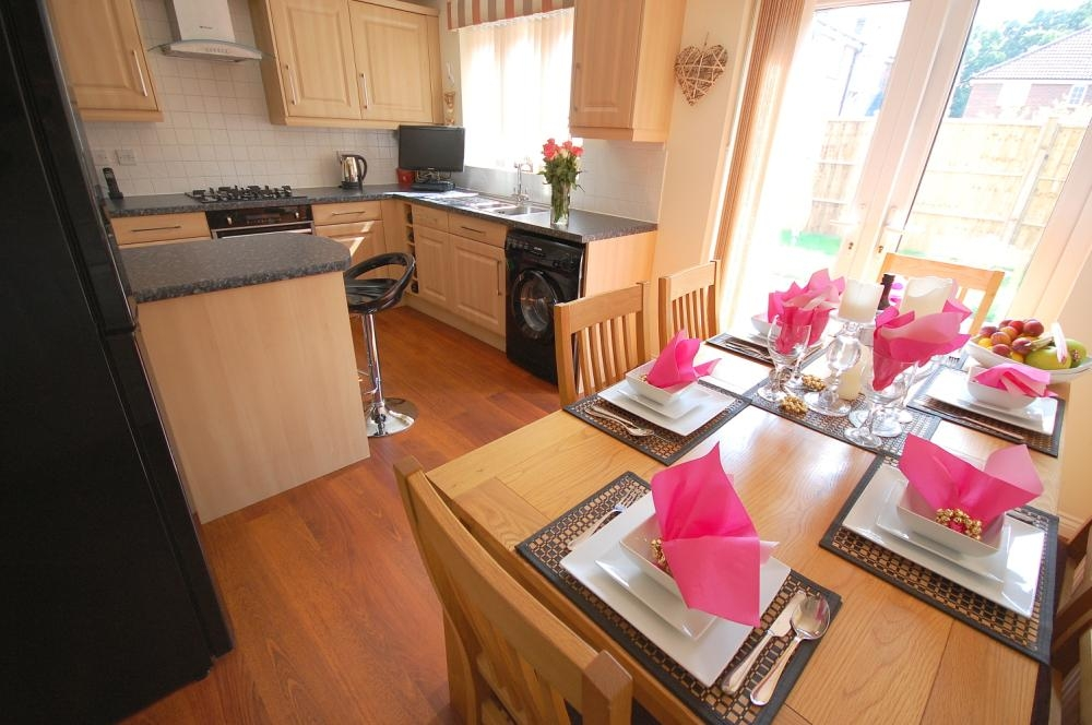MUVA Estate Agents : Kitchen/Diner