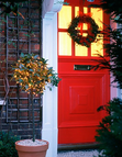 Festive Doorway Ideas