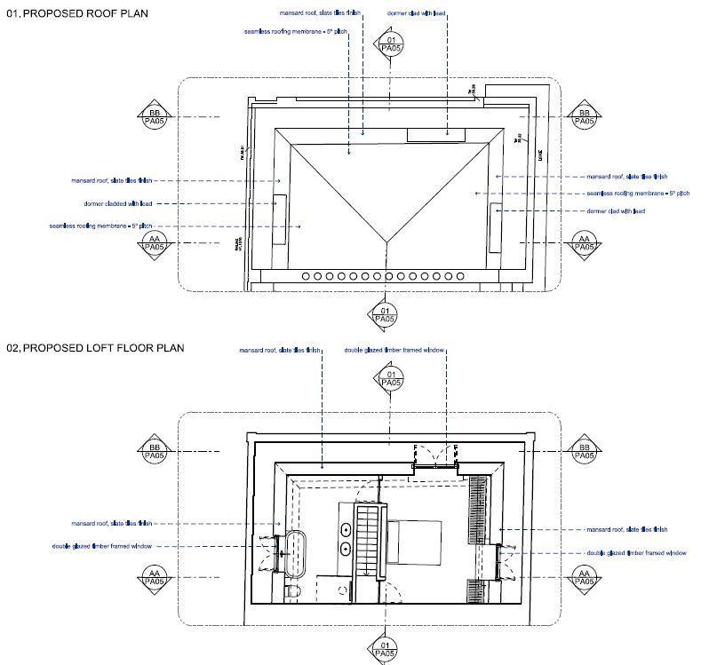 4th Floor Planning