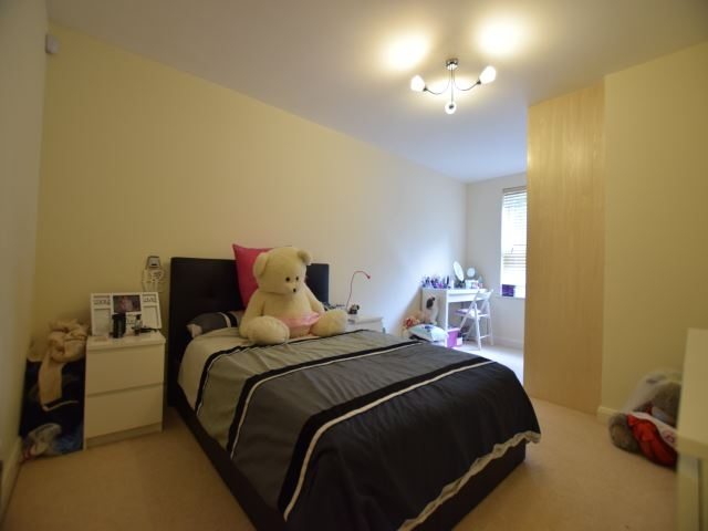 MUVA Lettings Agents : Master Bedroom