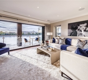 Oxbridge Terrace, Palace Wharf, W6