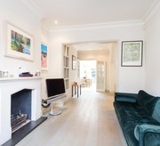 A most attractive family house centrally located moments from Putney Bridge