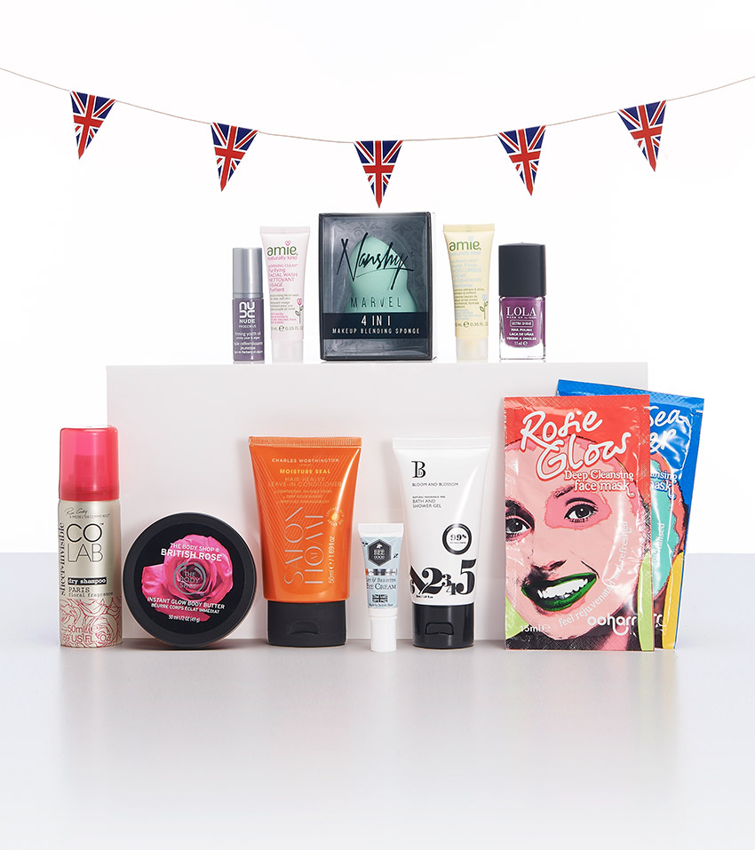 YOU Beauty Box: best of British to you…