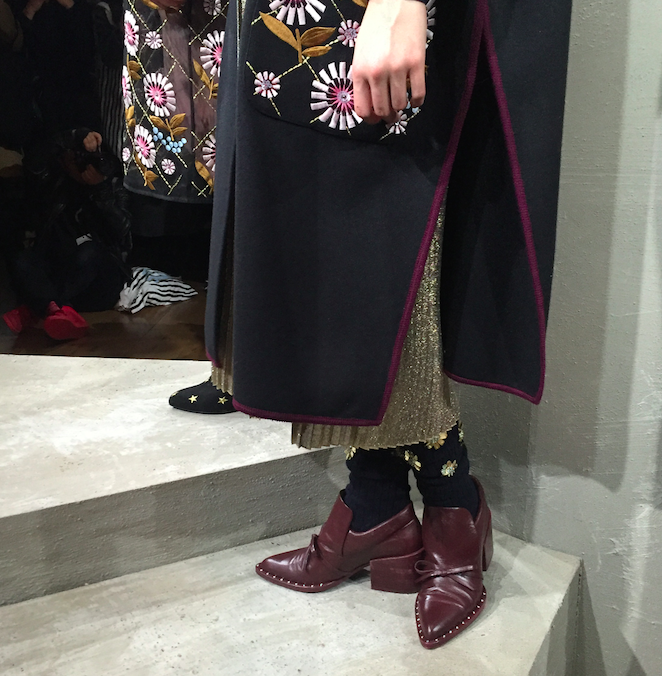 London Fashion Week AW16: daily diary – day two