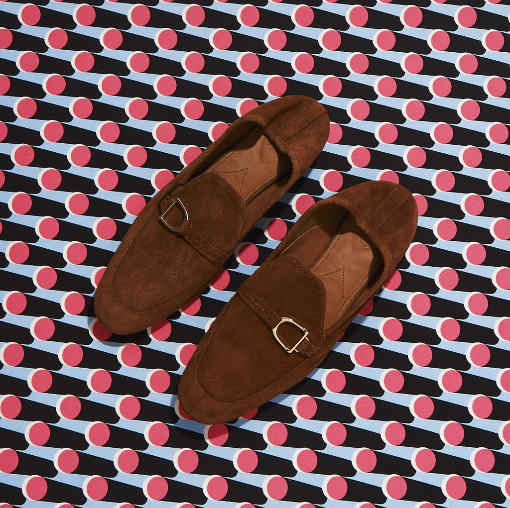 Cupboard confidential: Zara sliced back loafers