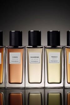 YSL Beauté unveil deluxe range of Le Vestiaire Des Parfums