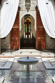 Travel: an oasis of luxury in Marrakech, Royal Mansour