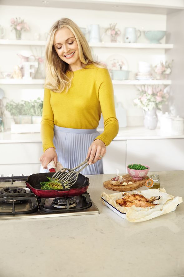 Food special: Food special: cook happy, cook healthy with Fearne – part two