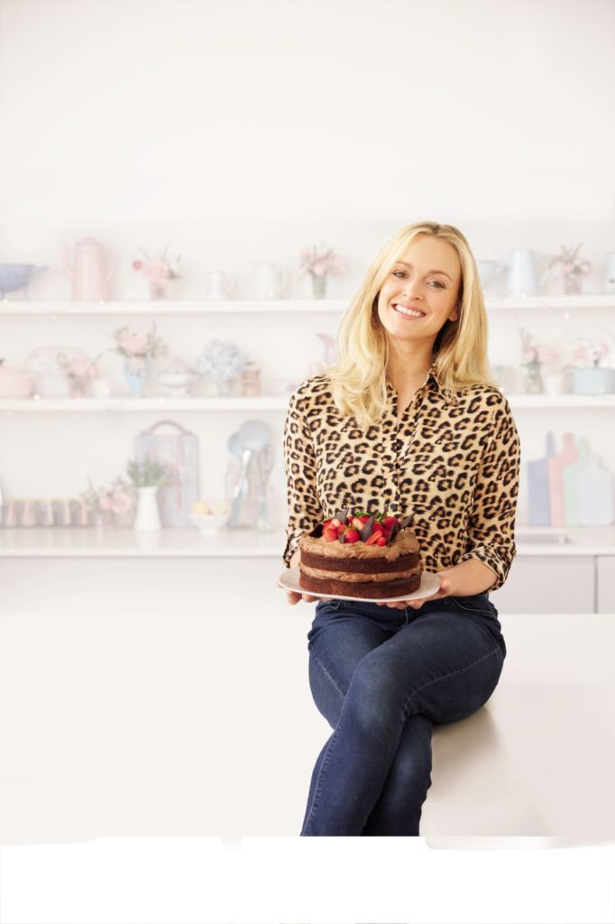 Food special: cook happy, cook healthy with Fearne – part one