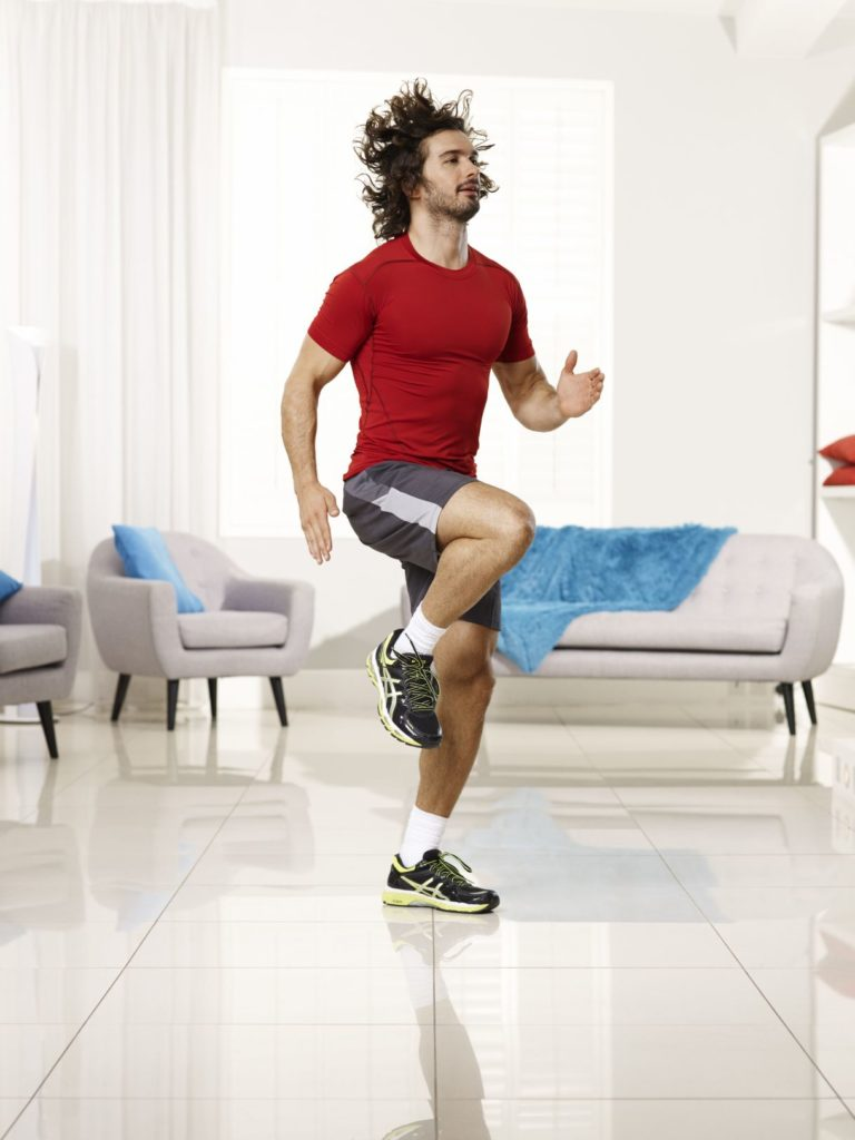 Food exclusive: Joe Wicks Lean in 15 recipes and workouts