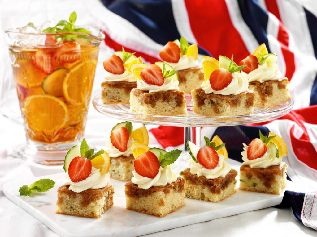 Create a culinary storm with Dr. Oetker to celebrate Her Majesty's birthday